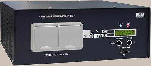 "Стабилизатор СН-LCD ""Энepгия"""